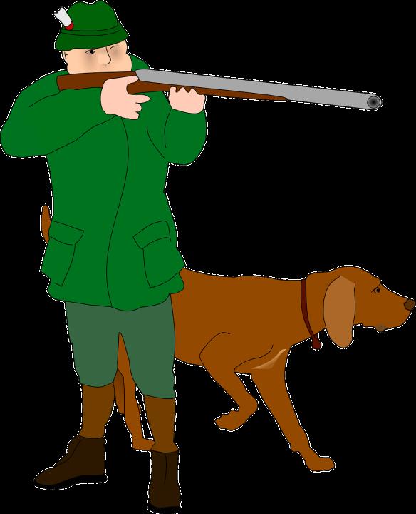 hunter-160297_1280